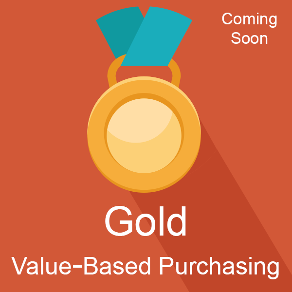 PBGH Value-Based Purchasing Gold Certificate